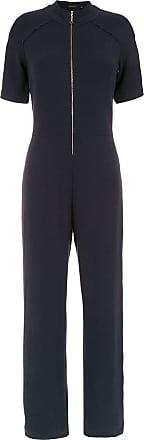 Fillity Macacão longo mangas curtas - Azul
