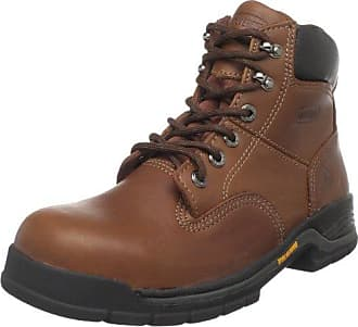89c4ea8165d Brown Wolverine® Leather Boots: Shop up to −43% | Stylight
