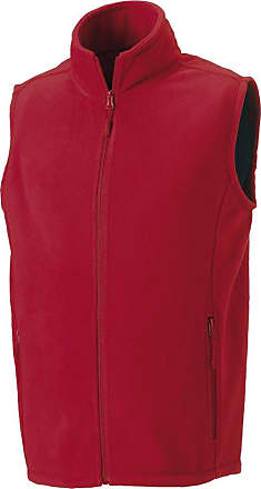 Russell Athletic Russell Outdoor fleece gilet Classic Red XL