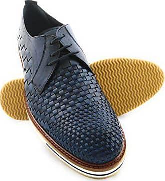 9ca206f9e1ac Zerimar Lederschuh Schuhe für Herren Schuhe elegant Herren Lederschuhe  Casual echter Leder Schuh für Mann Bequeme