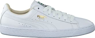 1e914675c16 Puma Witte Puma Sneakers Basket Classic Men