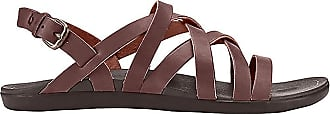 Olukai New Womens Awe Awe Sandal Dark Java/Dark Java 7