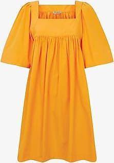 Three Graces London Sofia Dress in Mango