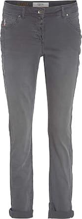 Cecil Color Denim Hailey in Dark Silver Size 32/32