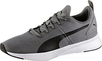 timeless design fc8b5 2dbf5 Puma Flyer Runner Fitnessschuhe Herren in charcoal gray-puma black, Größe   42 1