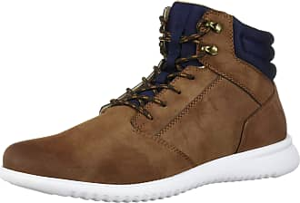 Unlisted by Kenneth Cole Mens Nio Hybrid Boot Fashion, Brown/Navy, 11 UK