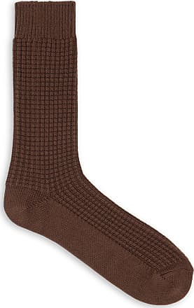 Thunders Love LINK COLLECTION Brown Socks
