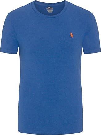 Polo Ralph Lauren T-Shirt, Custom Slim Fit von Polo Ralph Lauren in Mittelblau für Herren