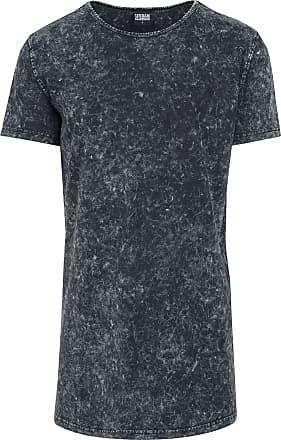 Urban Classics Random Wash Tee - T-Shirt - schwarz