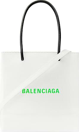 Balenciaga Shopping Tote Bag Womens White