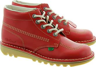 Kickers Kick Hi Core Red/Natural/Natural Mens Boots (11)