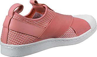 big sale df4c0 24011 adidas Damen Superstar Slipon W Fitnessschuhe Rosa RostacFtwbla, 38 23 EU
