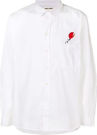 Henrik Vibskov Camisa balão - Branco