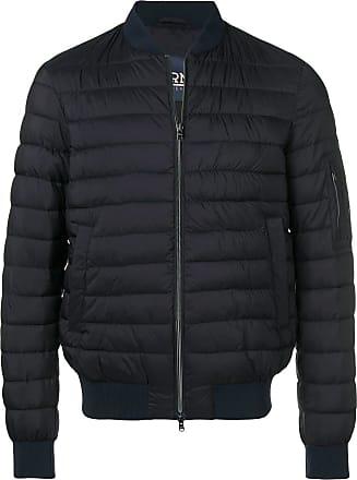 Herno padded bomber jacket - Blue