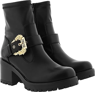 Versace Jeans Couture Boots & Booties - Linea Fondo Mia Boots Black - black - Boots & Booties for ladies