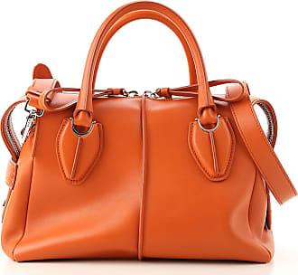600c976d7 Tod's Top Handle Handbag On Sale, Brick, Leather, 2017, one size