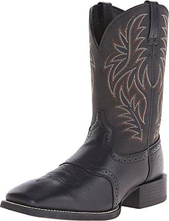 41ea1079af213 Ariat Ariat Mens Sport Western Cowboy Boot, Black, 8.5 D(M) US