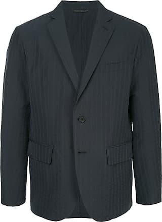 Durban chalk stripe blazer - Blue