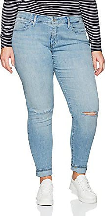 Jeans Levi's Mile Denim Blu Chiaro Donna Vendita Online