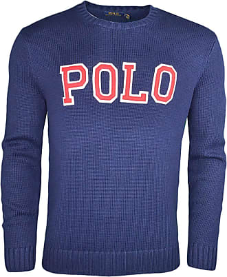 85e3b93914da Men s Ralph Lauren® Crew Neck Jumpers − Shop now up to −50%