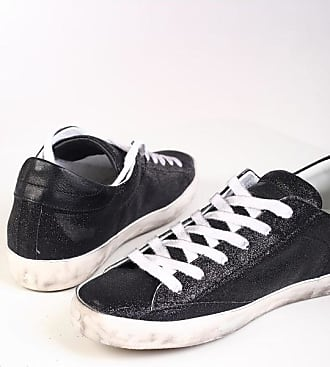Philippe Model Glittery Leather PARIS Sneakers size 36