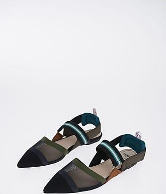 Fendi leather sabot Größe 35