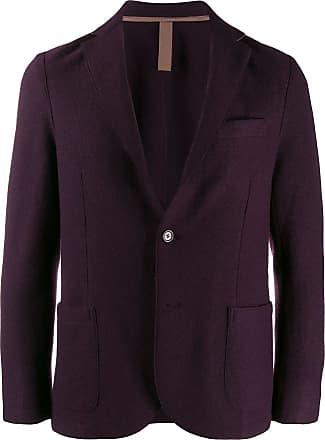 Eleventy single-breasted blazer - Roxo