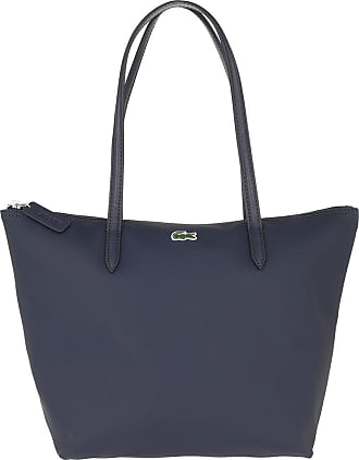 Lacoste Tote - S Shopping Bag Eclipse - marine - Tote for ladies