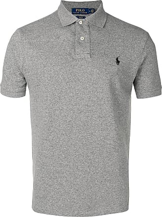 Polo Ralph Lauren logo polo shirt - Grey