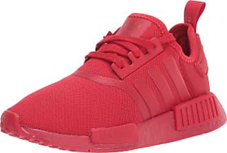 adidas Originals NMD_R1 Sneaker, Scarlet/Scarlet/Scarlet, 6.5 US Unisex Big Kid