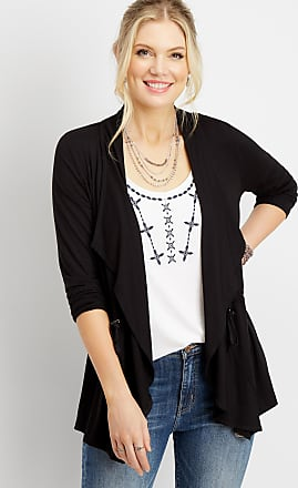 Maurices Long Sleeve Cinched Waist Jacket
