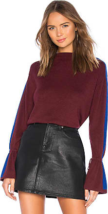 Splendid Alpine Sweater in Burgundy
