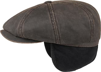 8219052263d Stetson Hatteras Old Cotton Ear Flap Cap by Stetson Newsboy caps