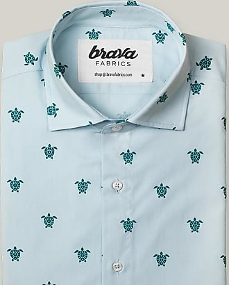 Brava Fabrics Turtle with Love Printed Short Sleeve Shirt
