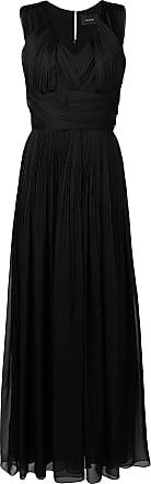 Irina Schrotter Vestido longo - Preto