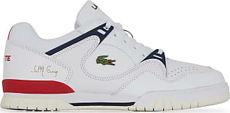 0a953e3baa Lacoste COURT POINT TRICOLORE SALIF LACOSTE BLANC 42 HOMME LACOSTE BLANC 42  HOMME
