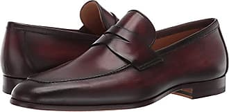 Magnanni Reed (Mid Brown) Mens Shoes