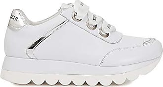 608fd1a57cb0af Cafènoir CAF Noir DB151 puderrosa Schuhe Frau Sneakers Schnürsenkel Satin  Leder 39
