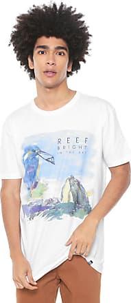 Reef Camiseta Reef Bright Branca