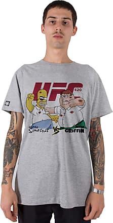 Stoned Camiseta Masculina Homer x Peter - Tsmhomerpe-cz-02