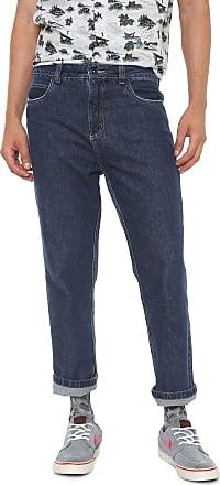 Element Calça Jeans Element Reta Big Jeans Azul