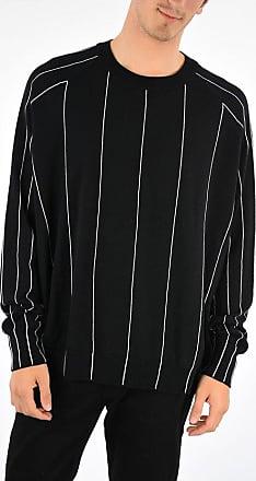 Haider Ackermann Wool Silk Striped Oversize Sweater size M