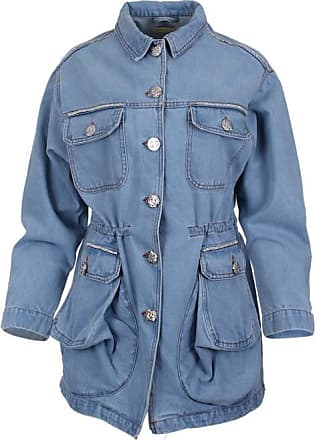 Sahoco Jeans jacket with long pockets