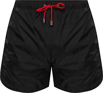 Zadig & Voltaire Appliquéd Swim Shorts Mens Black