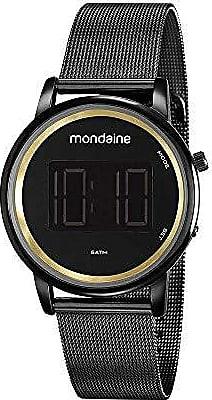 Mondaine Relógio Mondaine Feminino 53787LPMVPE3 - Preto