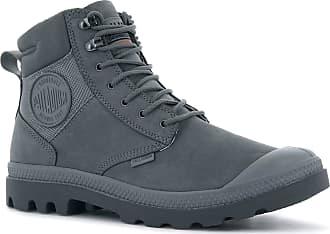 Palladium Pallabrouse Baggy Men Canvas Vapour Hi-Top Boots Size UK 6-12