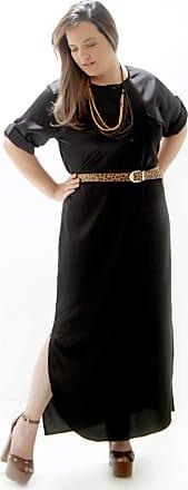 Vickttoria Vick Vestido Pólo Longo Plus Size (44)