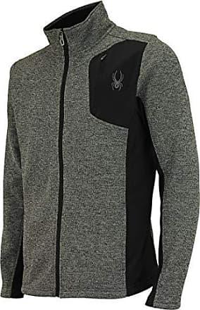 Spyder, Encore halfzip fleece, Pullover, Herren, volcano rotschwarz