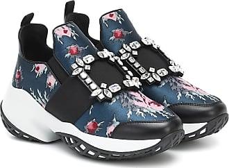 Roger Vivier Verzierte Sneakers Viv Run