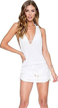 Luli Fama Womens Swimwear, -white, XS